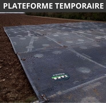 Read more about the article TSPS installe vos plateformes temporaires